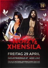 Noizy & Xhensila@derHafen