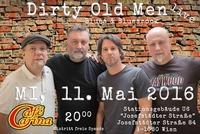 Dirty Old Men im Cafe Carina@Café Carina