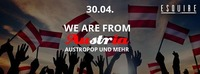 We are from AUSTRIA@ESQUIRE