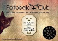 Portobello Club mit Erzherzog & Prinz Albert@Katze Katze