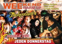 WEEKEND WARM UP@Disco Coco Loco