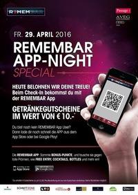 REMEMBAR APP-NIGHT@REMEMBAR