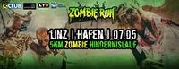 ZOMBIE RUN ® Linz | 7.MAI@Linzer Hafen