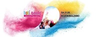 HOLI GAUDY - Colour Your Day - Bozen/Bolzano@Fiera Bolzano - Messe Bozen