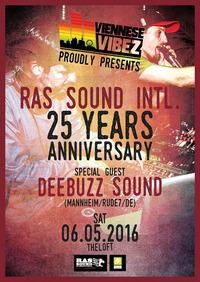 VIENNESE VIBEZ proudly pres. DEEBUZZ SOUND (Mannheim/Rude7/DE) @ theLOFT