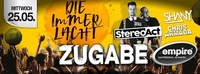 ZUGABE - ::::Die immer lacht:::Stereoact live@Empire St. Martin