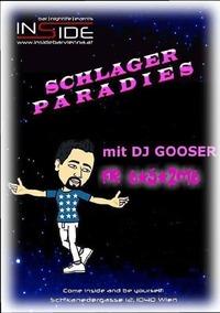 Schlagerparadies mit DJ GOOSER@Inside Bar