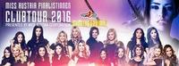 Miss Austria Finalistinnen CLUBTOUR 2016@Sugarfree