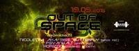 Out of Space Psytrance Club ૱ Donnerstag 19. Mai 2016 ૱ Weberknecht@Weberknecht