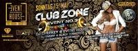 Club Zone - Event no.3.@Eventhouse Freilassing