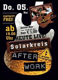 Solarkreis LIVE!@Excalibur