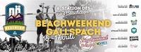 Finale OÖBC: Beachweekend Gallspach 2016 powered by Raiffeisen Club@Naturerlebnisbad Gallspach