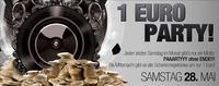 1€ PARTY@Bollwerk Klagenfurt