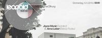 Leopold lädt ein x MQ SommerÖffnung // Joyce Muniz x Anna Leiser (FREE ENTRY)@Café Leopold