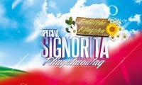 Special Signorita Monday AM PFINGSTMONTAG@Rossini
