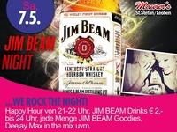 JIM BEAM Night@Maurer´s