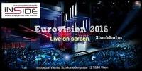 ESC2016 Live On Screen@Inside Bar