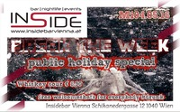 Break the Week - public holiday special@Inside Bar