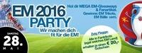 ■■ EM 2016 Party ■■@MAX Disco