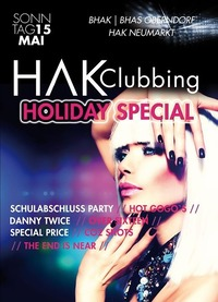 Hak Clubbing Holidas Special +16@Johnnys - The Castle of Emotions