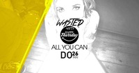 WASTED meets Happy Thursday - All You Can Drink 16+@Praterdome