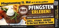 Pfingstsonntag@Rox Bar&Grill
