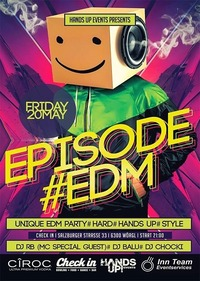 EPISODE#EDM@Check in