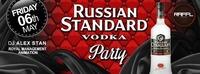 Russian Standard Vodka Party@Raffl kellerlounge