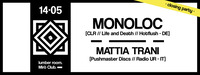 LUMBER ROOM season closing w// Monoloc + Mattia Trani@Disco Miró Club