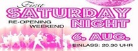 SATURDAYNIGHT@Discothek Evebar