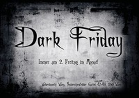 DARK FRIDAY@Weberknecht