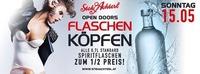 Open Doors - Flaschenköpfen@Stehachterl