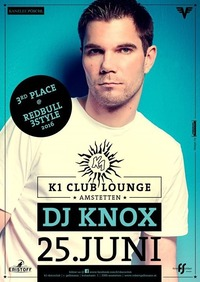 Dj Knox@K1 - Club Lounge