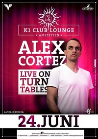 Alex Cortez@K1 - Club Lounge