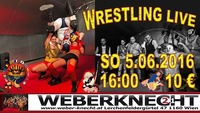 UNDERGROUND-WRESTLING LIVE@Weberknecht