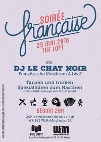 Soirée Française@The Loft