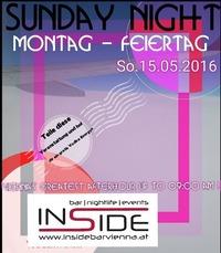 Sunday Night - Pfingst special@Inside Bar