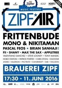ZIPF*AIR Music Festival 2016@Brauerei Zipf