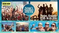 Springbreak Europe 2016 - Aufbau@Springbreak Europe