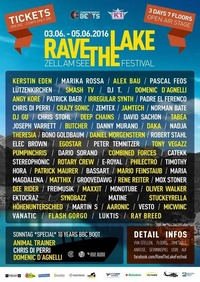 Rave the Lake - Zell am See@Congressplatz Zell am See