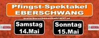 Pfingstspektakel Eberschwang 2016@Festzelt