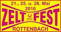 Zeltfest Union Rottenbach@Festzelt