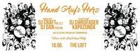 Hand Aufs Herz - Wiens Erste Deutschrap Party mit DJ CRAFT (KIZ)@The Loft