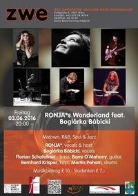 RONJA*s Wonderland feat. Boglárka Bábicki@ZWE