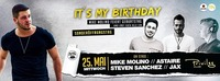 It´s my birthday - SPECIAL OPENING - Club Privileg@Club Privileg