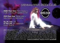 2000s Club mit A Life, A Song, A Cigarette DJ-Set!@The Loft