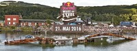 Red Bull Wake of Steel@Linzer Handelshafen