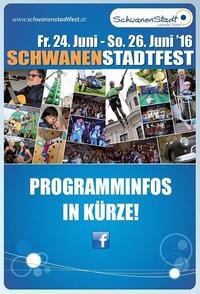 SCHWANENSTADTFEST 2016@Stadtplatz Schwanenstadt