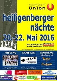 Heiligenberger Nächte 2016@Festzelt