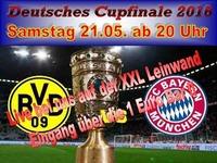 Bayern gegen Dortmund Live@Bierfactory XXL